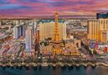 Hôtel Las Vegas - Paris Las Vegas Hotel & Casino-1