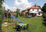 Location vacances Nałęczów - Willa Irys z basenem-3