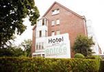 Hôtel Hamburg - Entrée Groß Borstel Garni Hotel-2