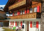Location vacances Lenk - Apartment Bã¤rnermutz # 1-4