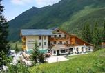 Hôtel Aigen im Ennstal - Alpengasthof Grimmingblick-4