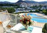 Location vacances Mandelieu-la-Napoule - Somptueux 3 pièces vue sur piscine-1