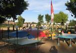 Camping avec WIFI Cravant - Touristique de Gien - Camping Sites et Paysages-3
