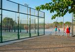 Camping avec Parc aquatique / toboggans Espagne - Camping Resort Els Pins-2