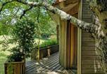 Location vacances Génissac - Cabane en bois climatisée-3