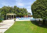 Location vacances Hostalric - Macanet de la Selva Villa Sleeps 8 Pool Wifi-4