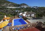 Location vacances Frigiliana - Beautiful Villa in Frigiliana with Private Swimming Pool-2