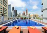 Hôtel Khlong Toei - Bally Suite Sukhumvit-1