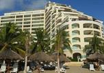 Location vacances Zihuatanejo - Beachfront Bay view grand residential 3 beds-3