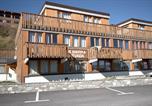 Location vacances La Plagne - Appartements Sierra Nevada