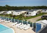 Camping avec WIFI Arzon - Camping Les Mouettes-4