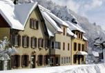 Hôtel Labaroche - Logis Hôtel Restaurant De La Poste et Spa de Montagne (Room Service disponible)-3