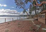 Location vacances Port Orchard - Poulsbo Waterfront House with Fire Pit on Liberty Bay-2