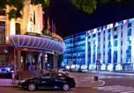 Hôtel Minsk - Crowne Plaza - Minsk-2