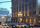 Hôtel Moscou - Molotoff Capsule Hotel-2