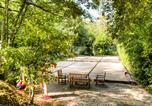 Camping avec Piscine Seissan - Camping Hélio Nature L'Eglantière-4