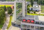 Hôtel Rostock - Hotel Sportforum-1