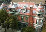 Hôtel San Francisco - Chateau Tivoli Bed and Breakfast-1