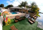 Location vacances Hollywood - Tropical Oasis Private PoolLakehouse-2