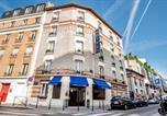 Hôtel Hauts-de-Seine - Hotel De Paris-4