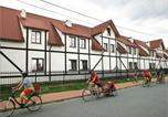 Villages vacances Gdańsk - Kompleks Wypoczynkowy Łebsko-4