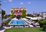 Hôtel Loutraki - Hotel Cristina Maris-4