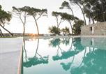 Location vacances  Province de Caltanissetta - Wine Relais Feudi Del Pisciotto-1