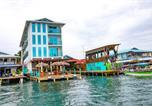 Hôtel Panama - Azul Paradise Bocas-2