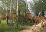 Location vacances Meyrargues - La Cabane Perchee-4