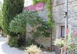 Hôtel Tornac - Le Mas de roux Chambres d'hotes-2