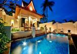 Villages vacances Koh Pha Ngan - Baiyoke Seacoast Resort, Samui-4