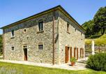 Location vacances Caprese Michelangelo - Luxurious Holiday Home in Anghiari Tuscany with Hill view-1