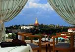 Hôtel Yangon - Panda Hotel-3