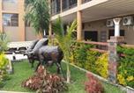 Hôtel Zambie - Folks lodges-3