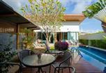 Location vacances Chalong - Coco 4 Private Pool Villa-2