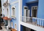Hôtel Brésil - Aurora Hostel Rio-1