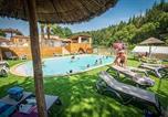 Camping avec Ambiance club Rhône-Alpes - Camping Coeur d'Ardèche -1