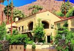 Hôtel Palm Springs - The Willows Historic Inn-1