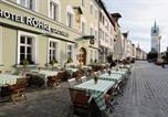 Hôtel Straubing - Hotel & Gasthaus Das Röhrl Straubing-1