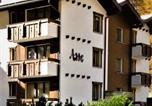Location vacances Saas-Almagell - Appartement Arve-1