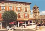 Hôtel Le Monastier-sur-Gazeille - Logis Le Clair Logis-1