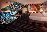 Hôtel Albuquerque - Nativo Lodge-4