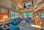 Location vacances Bonners Ferry - Private Moyie Riverfront Cabin Pets Welcome!-4