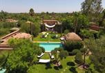 Location vacances Aït Ourir - Villa Akhdar 5 en exclusivité avec piscine privée à la campagne-3