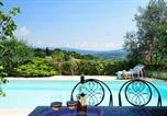 Location vacances Bonnieux - Goult Villa Sleeps 6 Pool Wifi-4