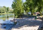 Camping  Acceptant les animaux Aveyron - Camping du Viaduc-3