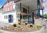 Hôtel Castle Rock - King Oscar Motel Centralia-3