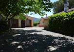 Location vacances  Ardèche - Cozy Cottage at Lagorce Ardeche with Terrace-3
