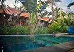 Location vacances Tabanan - Quiet Leaves Surf Stay-4