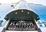 Location vacances Jeddah - Platinum Al Hamra بلاتينيوم الحمراء-3